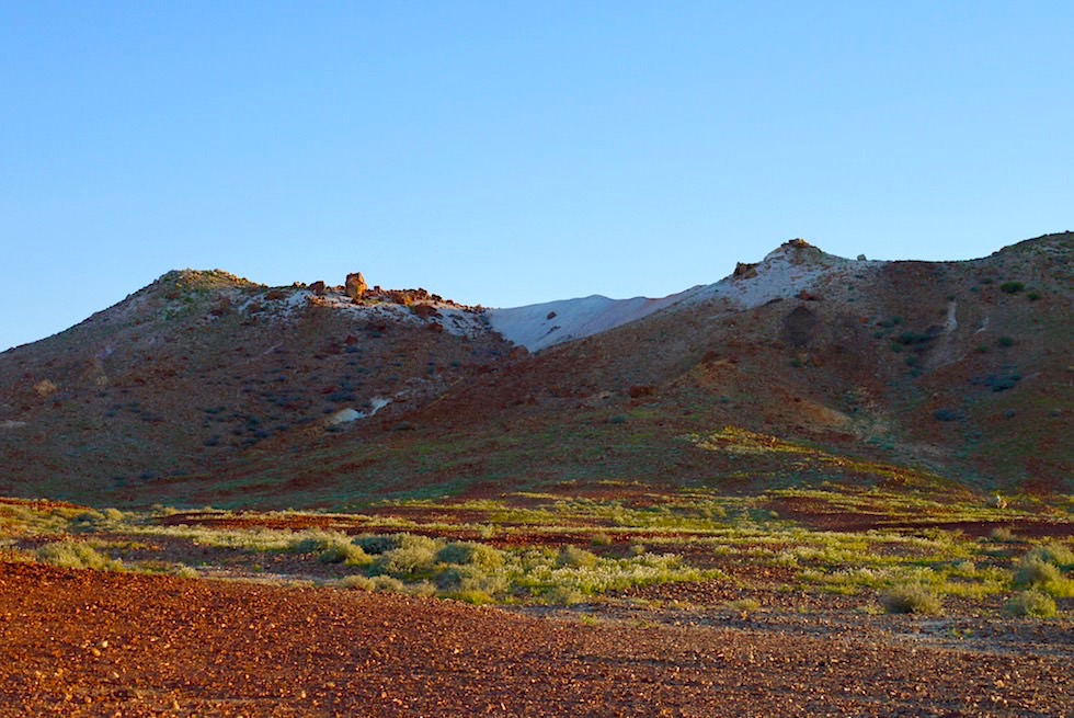 The Breakaways Scenic Drive - in der Nähe von Coober Pedy - South Australia