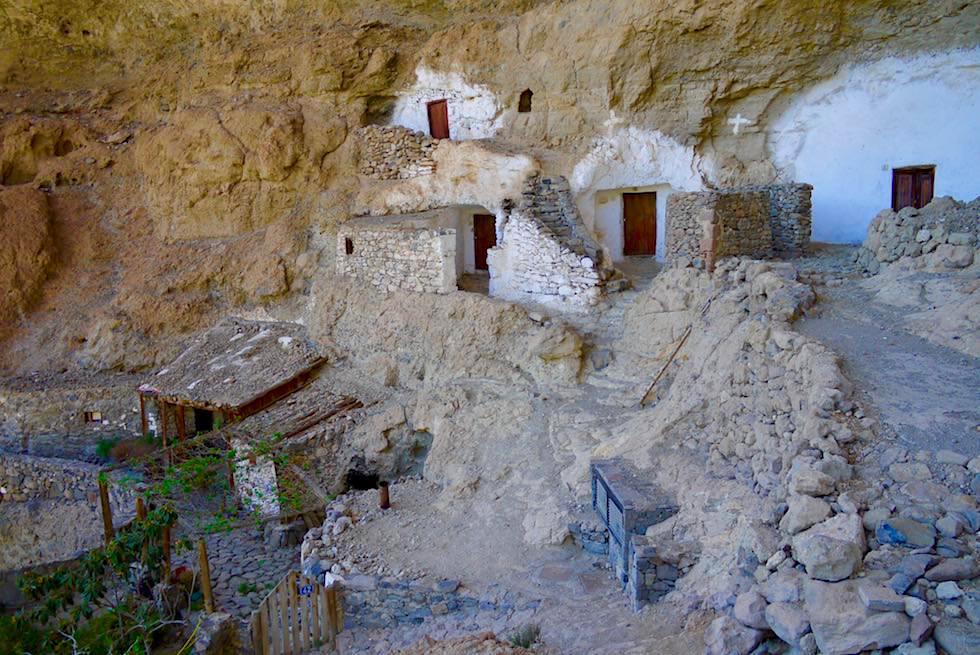 Acusa Seca - Höhlenhäuser bei Artenara - Ursprüngliche Gran Canaria Highlights fernab vom Massentourismus