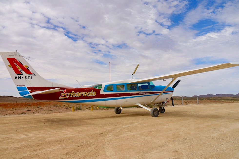 Arkaroola Wilderness Sanctuary - Nord Flinders Scenic Flight - Cessna - Outback South Australia