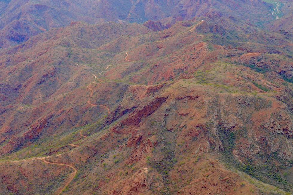 Arkaroola Wilderness Sanctuary - Nördliche Flinders Ranges - Outback South Australia