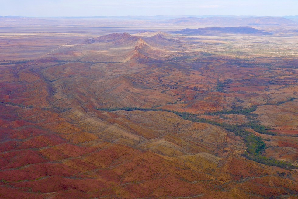 Ausläufer Flinders Ranges - Arkaroola Wilderness Sanctuary - South Australia