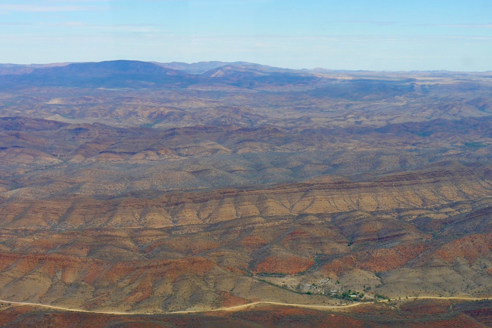 Ausläufer Nördliche Flinders Ranges - Arkaroola - Outback South Australia