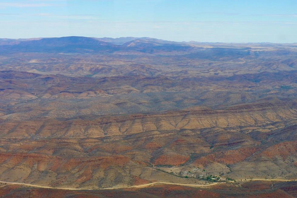 Ausläufer Nördliche Flinders Ranges - Arkaroola - Outback South Australia