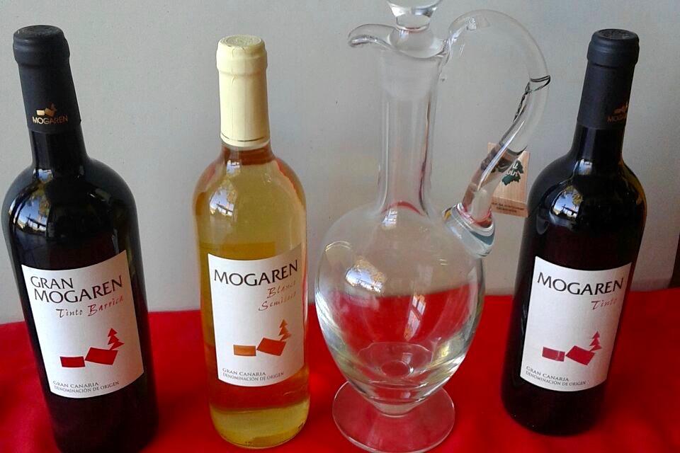 Die besten Weine: Bodegas Mogaren - Las Vegas - Gran Canaria