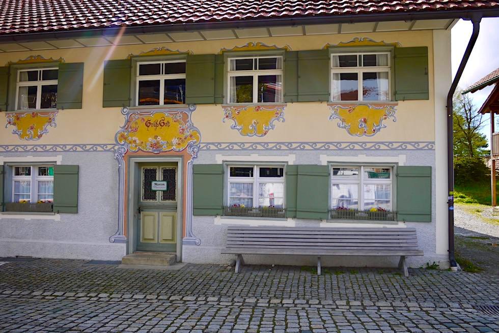 Radrunde Allgäu - Eglofs Museum & Freiluft-Theater - Baden-Württemberg