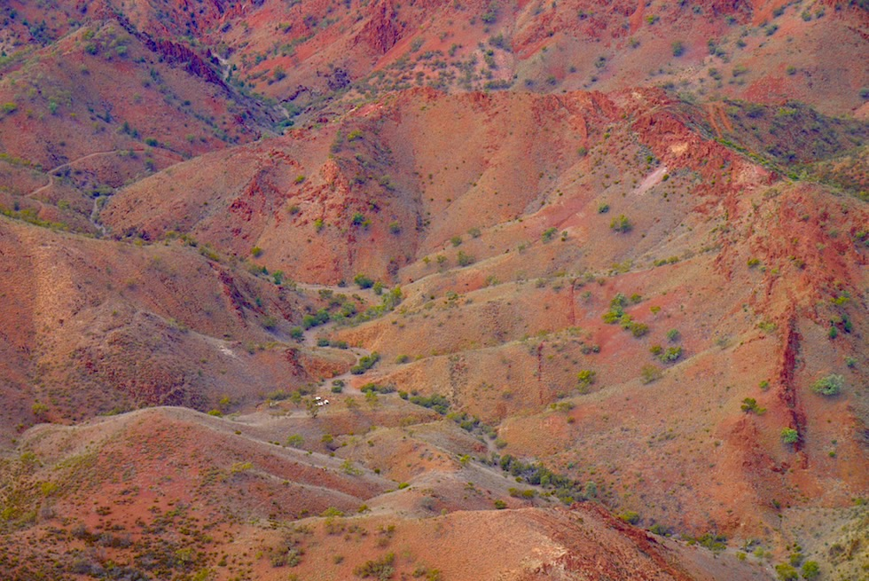 Atemberaubender Lake Frome & Flinders Ranges Scenic Flight - Arkaroola - South Australia