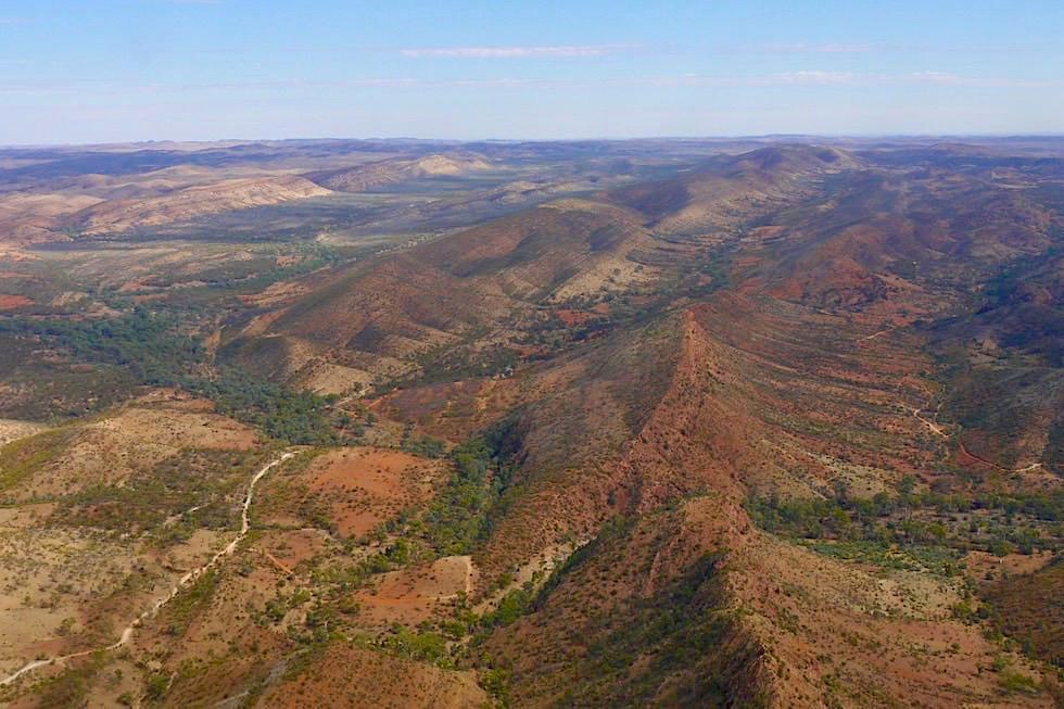 Flinders Ranges Scenic Flight - Faszination Arkaroola Wilderness - Outback South Australia