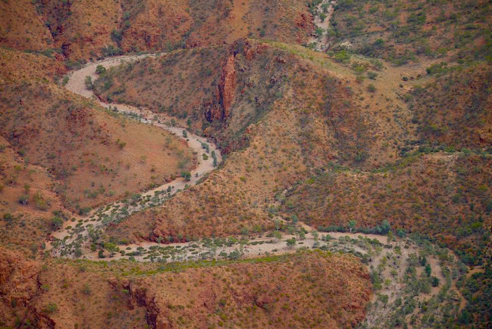 Flinders Ranges Scenic Flight - Canyons & Felsformationen - Arkaroola Wilderness Sanctuary - South Australia