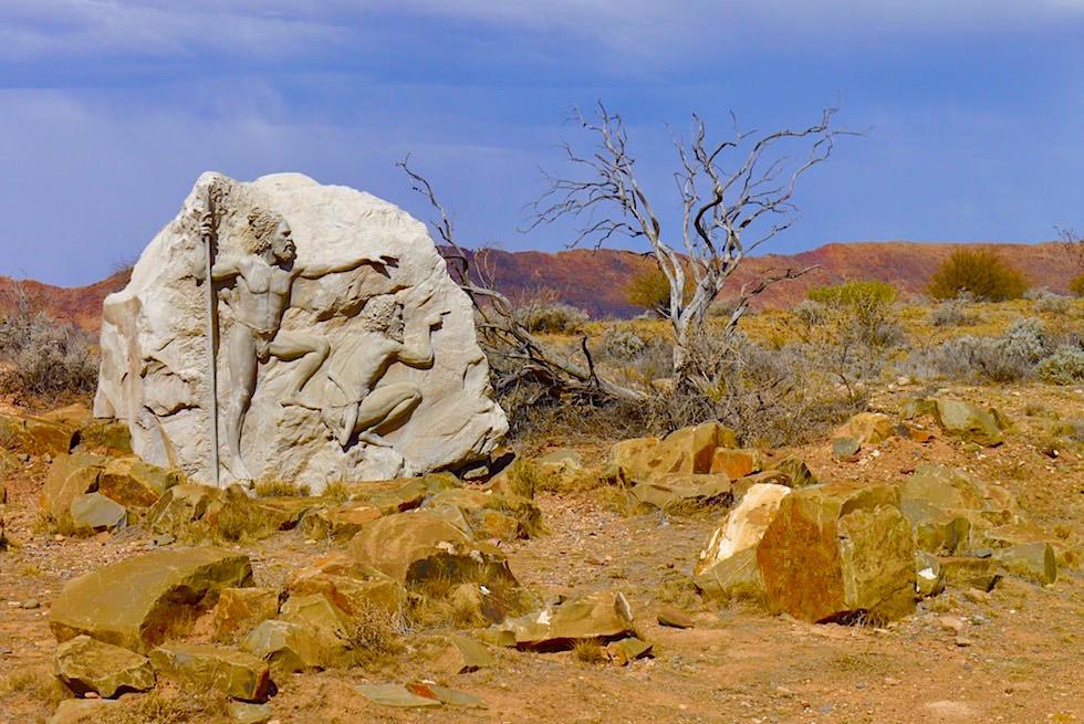 Faszinierende Farben: Gammon Ranges bei Arkaroola - Outback South Australia