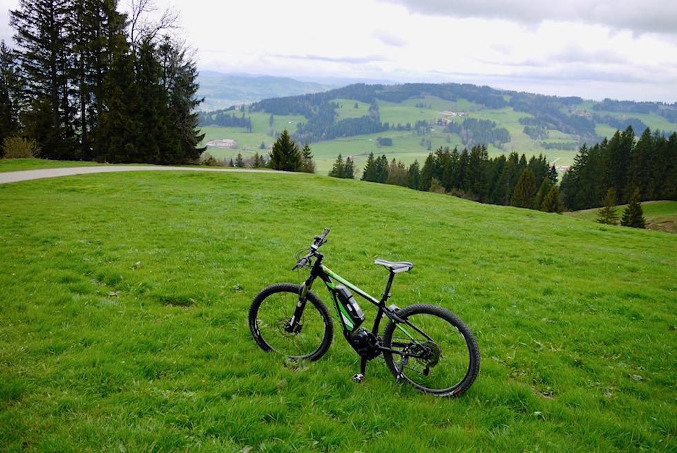 Grünten - Mit dem E-Bike zur Alpe Kammeregg - Rettenberg - Bayern