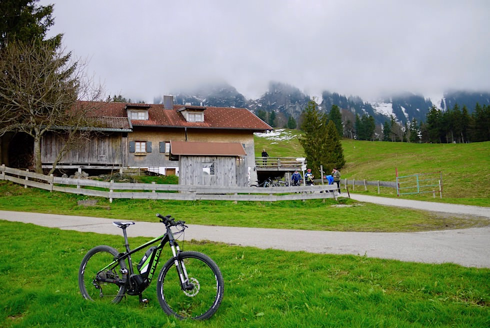Grünten - Alpe Kammeregg - Rettenberg - Bayern