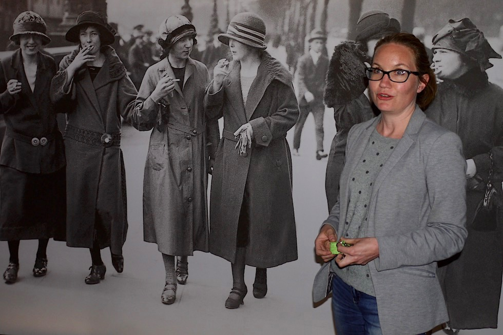 Auf dem Radrundweg Allgäu: Schönes, neues interaktives Deutsches Hutmuseum - Lindenberg im Allgäu - Bayern