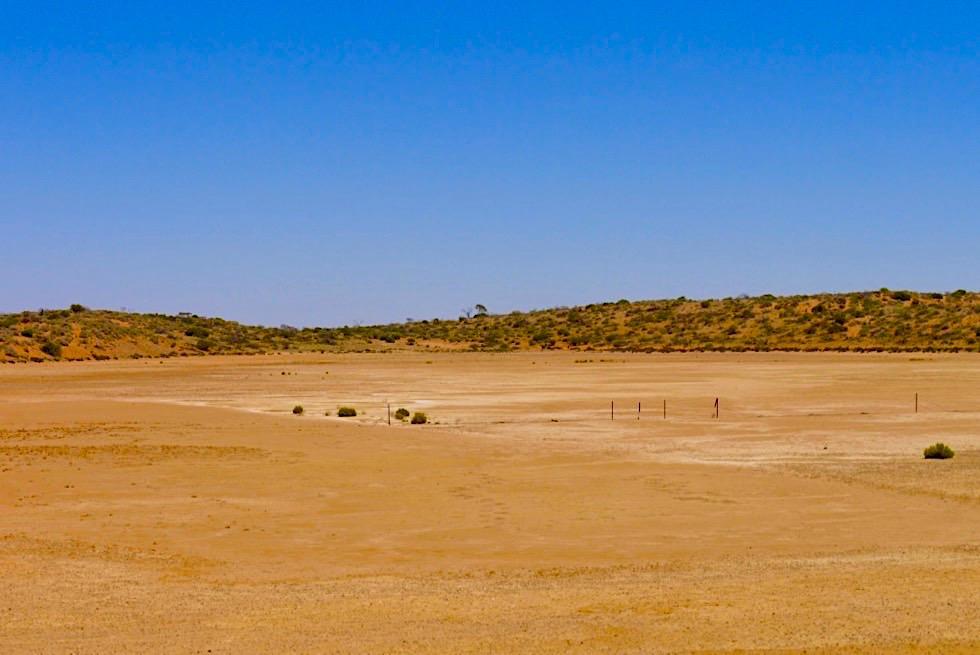 Irrapatana Sandhills: Ausläufer Simpson Desert - Oodnadatta Track - Outback South Australia