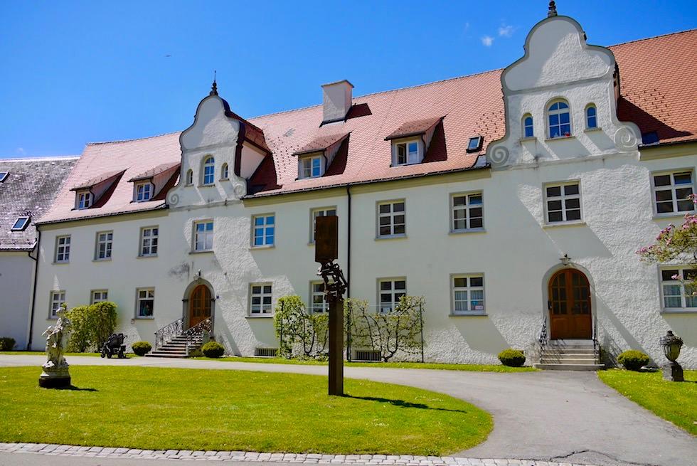 Isny im Allgäu - Schöne Klosteranlage - Baden-Württemberg