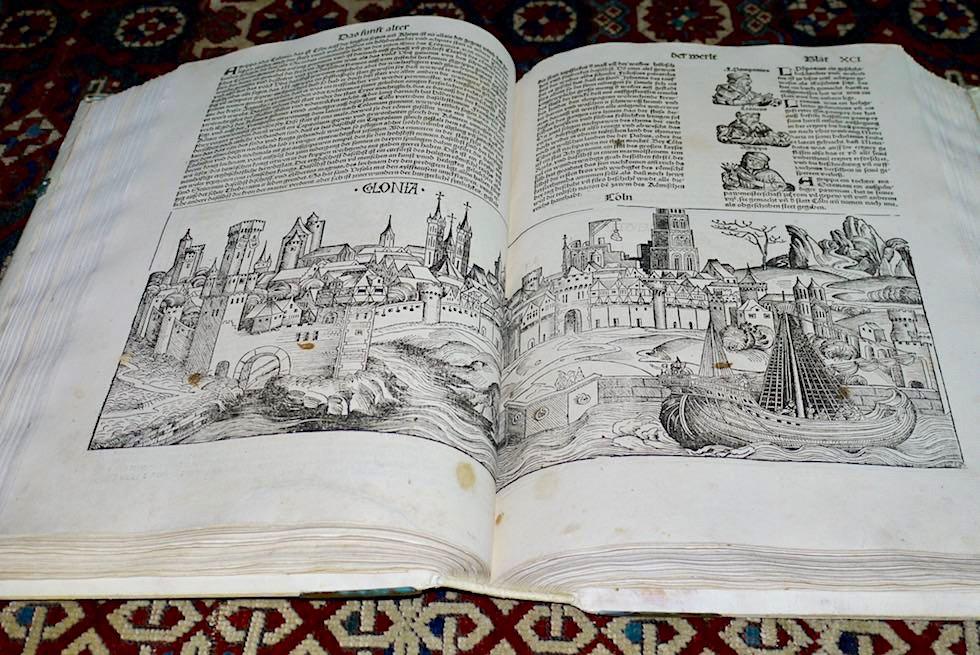 Isny im Allgäu - Predigerbibliothek & Mittelalterliche Drucke - Baden-Württemberg