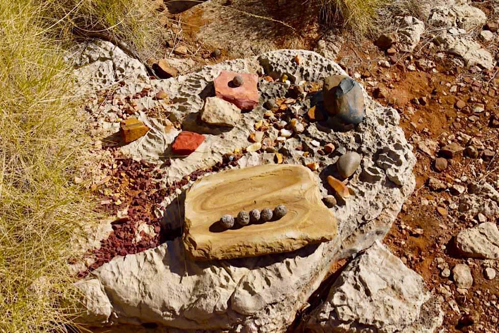 Mimbi Caves Aboriginal Tour - Bush Tucker & Pflanzen und Samen - Kimberley - Western Australia