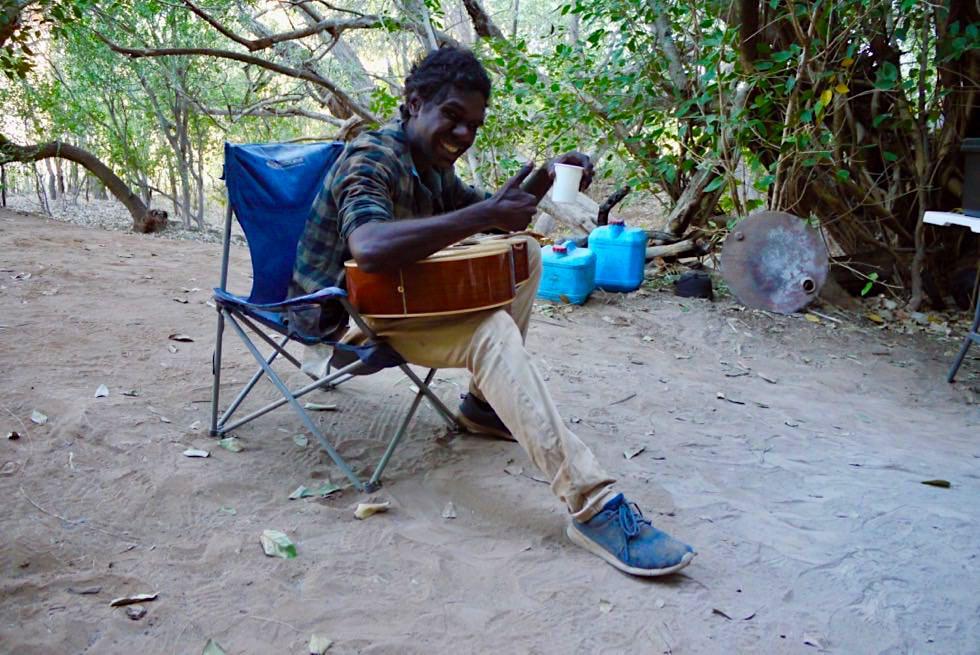 Mimbi Caves - Lieder & Dreamtime Stories - Kimberley - Western Australia