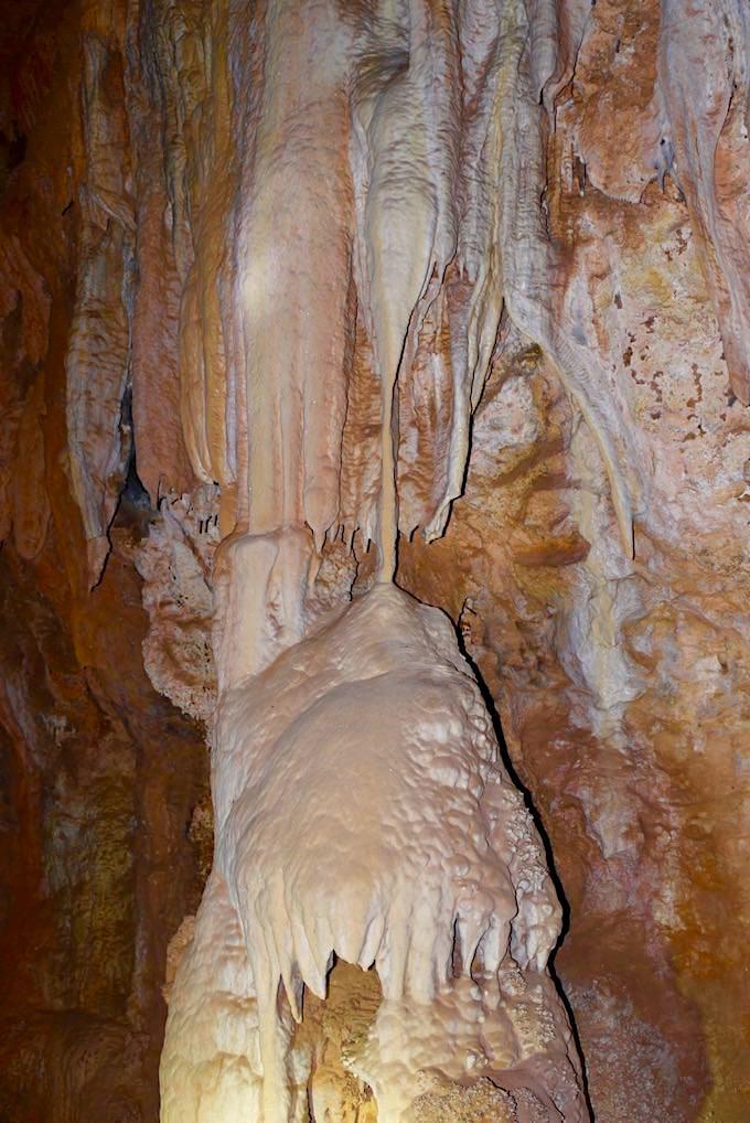 Mimbi Caves Aboriginal Tours - wunderschöne Tropfstein-Formationen - Kimberley - Western Australia