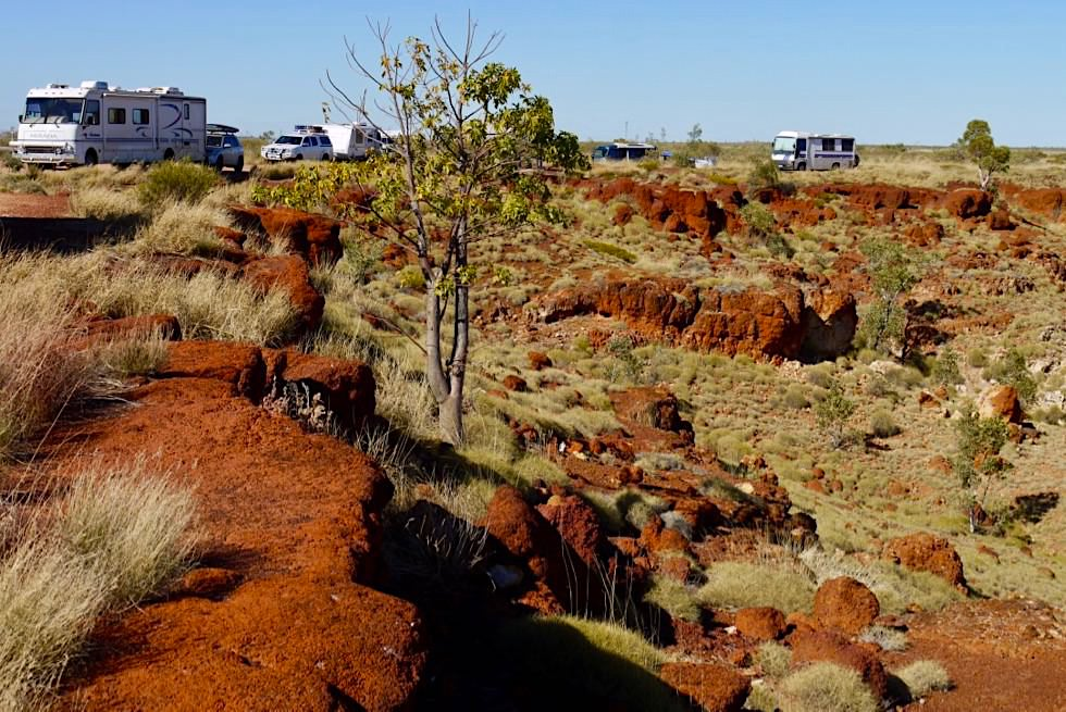 Ngumban Cliffs - Rest Area - Kimberley - Western Australia