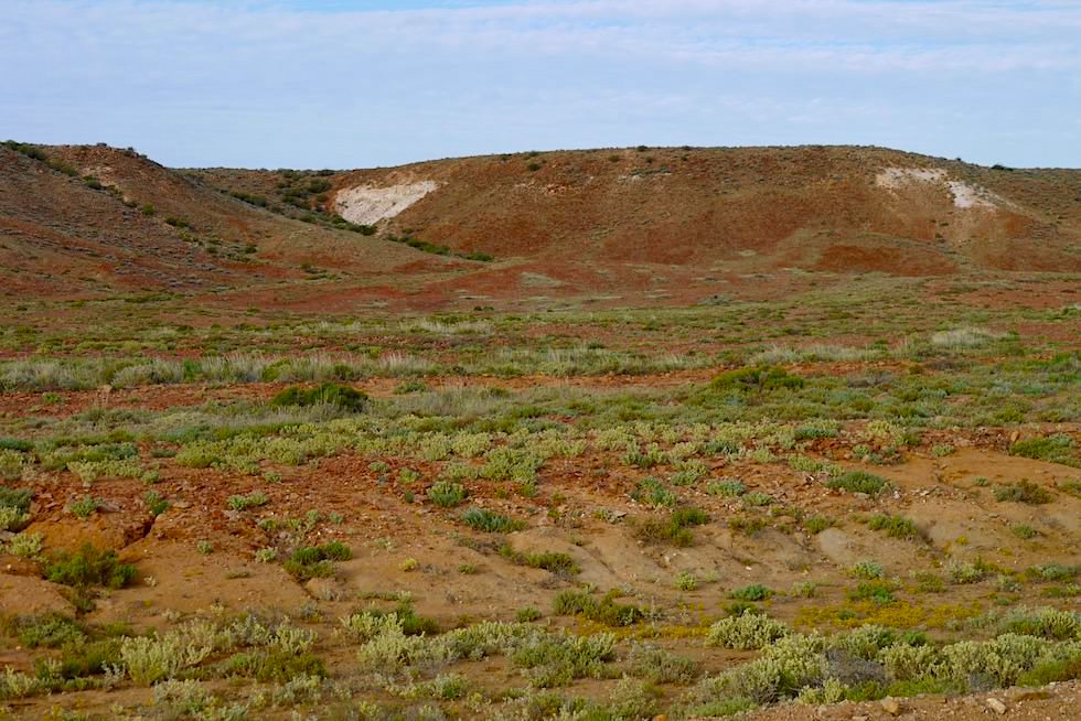 Oadnadatta Track - Landschaft bei Marree - Outback South Australia