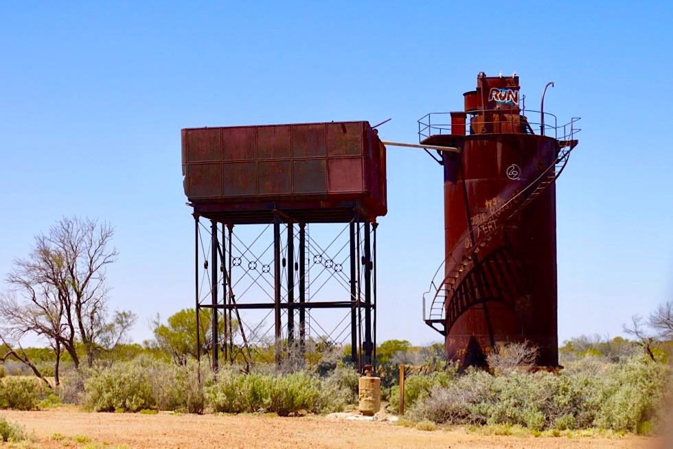 Oodnadatta Track - Curdimurka Siding - Outback Southern Australia