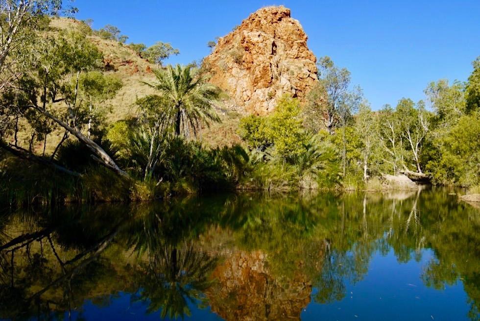 Palm Springs bei Halls Creek - Duncan Road - Kimberley - Western Australia