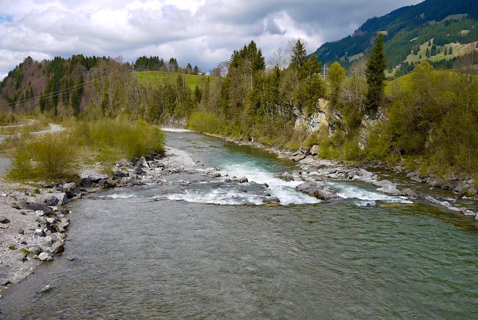 Radrunde Allgäu - Iller Überquerung & Radweg Richtung Oberstdorf - Bayern