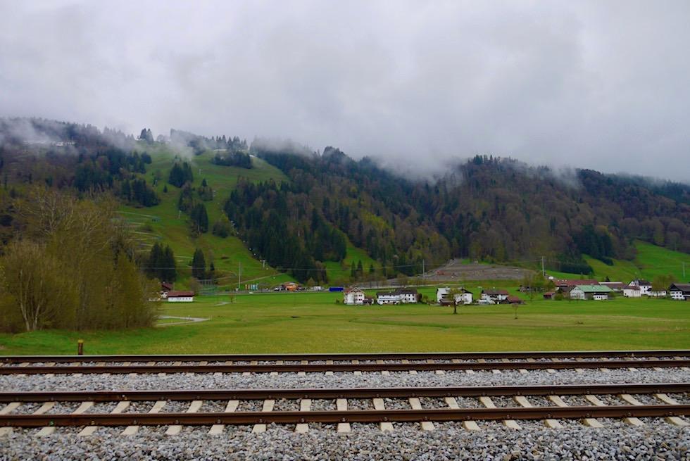 Radrunde Allgäu - Entlang der Salzstrasse & Bahngleise - Immenstadt -Bayern