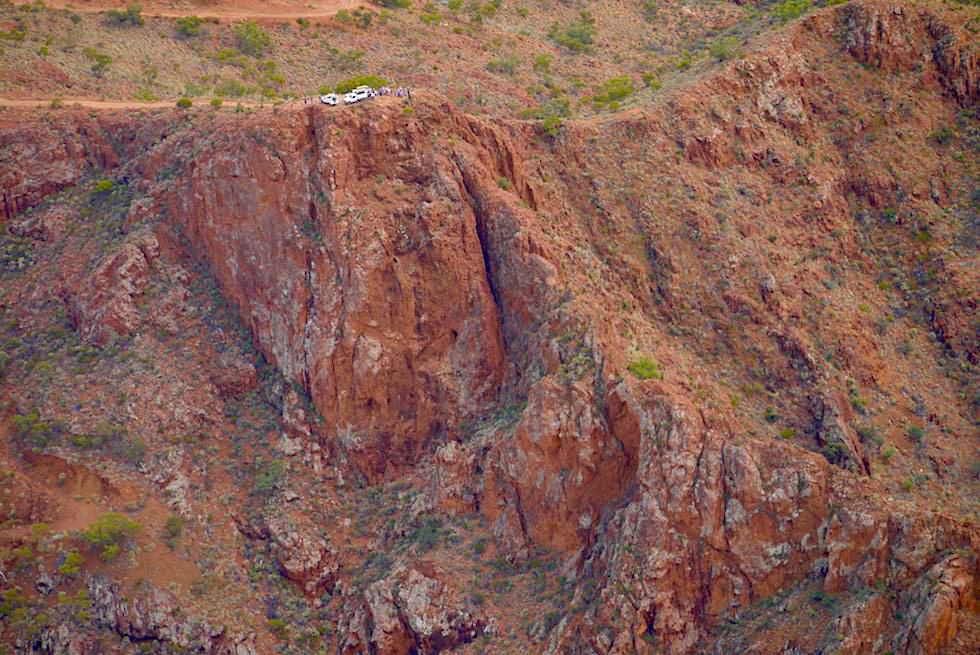 Siller's Lookout - Arkaroola & Flinders Ranges Scenic Flight - South Australia