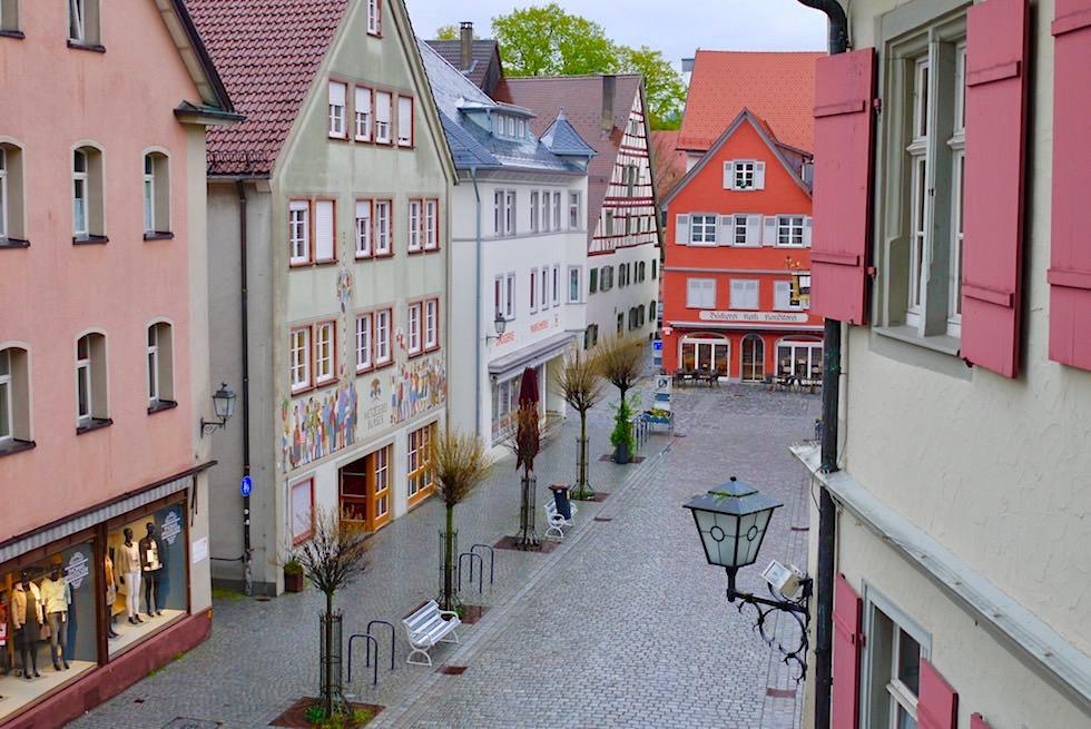 Wangen im Allgäu - Oberstadt & ihr wunderschönen Fachwerkhäuser und Gassen - Baden-Württemberg