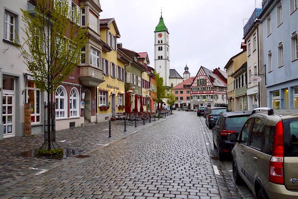Wangen im Allgäu - historische Unterstadt & Fachwerkhäuser - Baden-Württemberg
