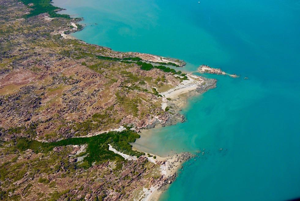 Admirality Gulf - Luxus Lodge: Kimberley Coast Camp - Kimberley Nordküste - Western Australia