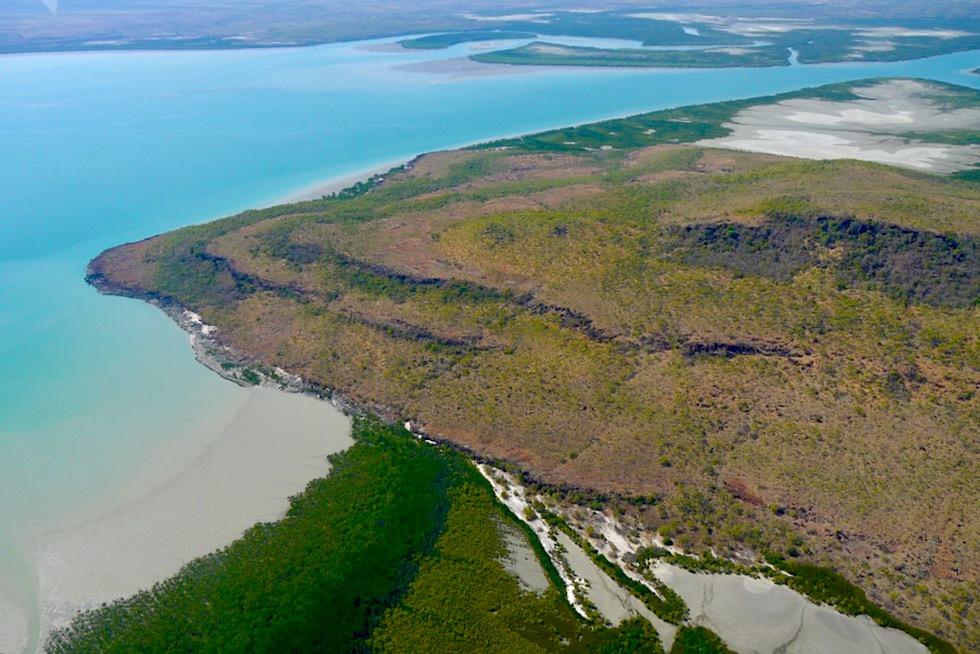 Admirality Gulf - Kimberley Nordküste & Mitchell Plateau - Western Australia