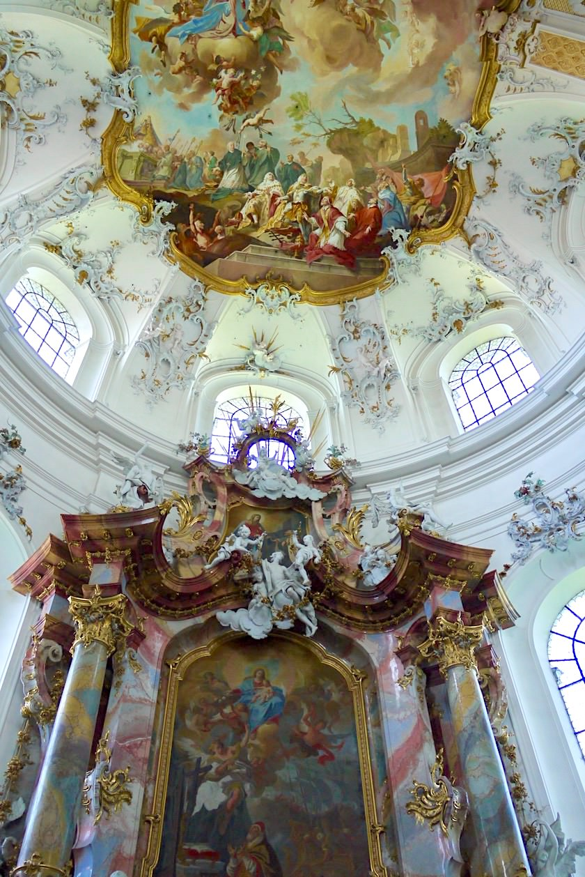 Basilika Ottobeuren - Prunk & Prachtbau - Meisterwerk des Spätbarocks - Allgäu - Bayern