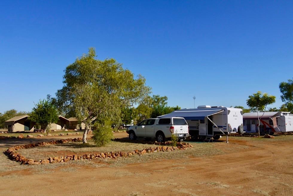 Bungle Bungle Caravan Park - Stellplätze & Anlage - Kimberley, Western Australia