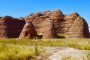 Bungle Bungle Range – Purnululu National Park: Grandiose Felsen & Farben