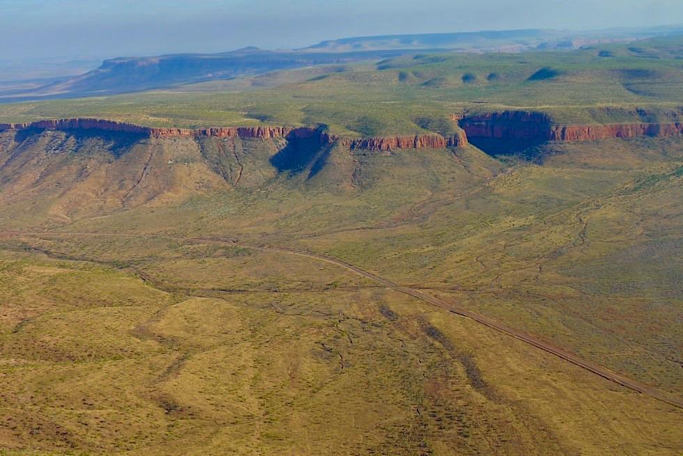 Süden der Cockburn Range & Gibb River Road - Kimberley Outback - Western Australia