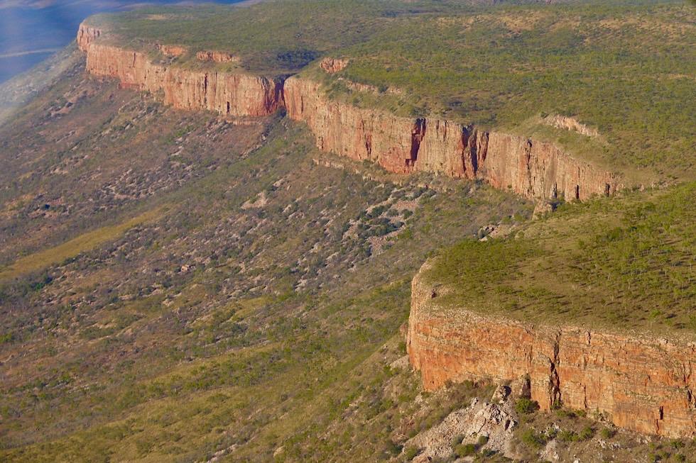 Cockburn Range - Steilklippen Ostseite - Kimberley - Western Australia