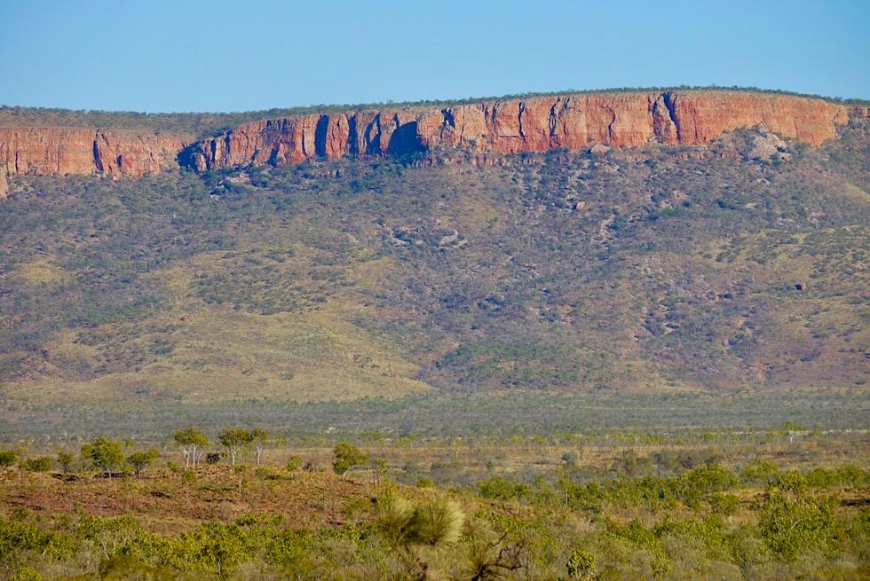 Cockburn Ranges auf dem Weg zu Emma Gorge - Kimberley - Western Australia