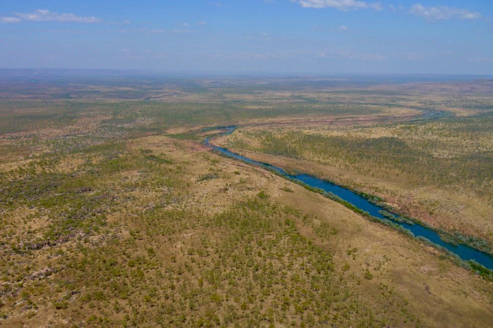 Drysdale River bei Kalumburu - Kimberley Outback - Western Australia