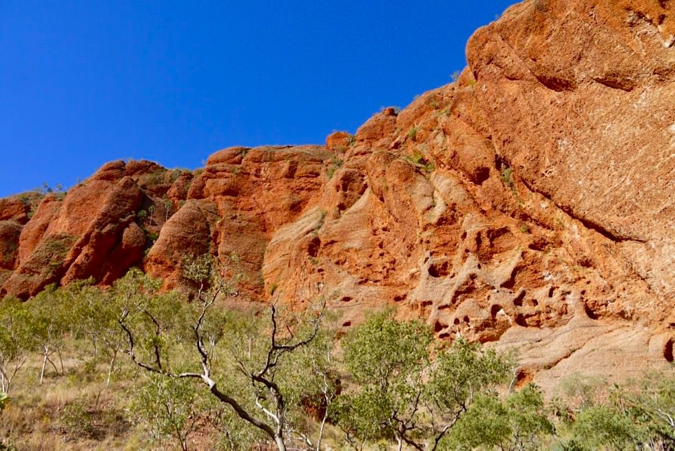 Echidna Chasm - Hochplateau der Bungle Bungle Range - Purnululu National Park - Kimberley, Western Australia