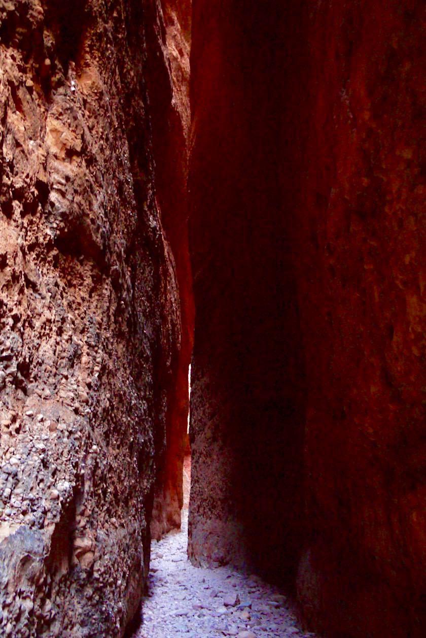 Echidna Chasm: super enge Schlucht - Purnululu NP - Kimberley - Western Australia