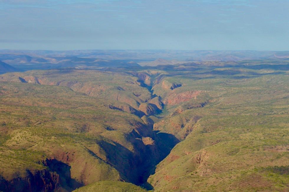 El Questro Station - Schluchten mit einladenden Wanderungen - Kimberley Outback - Western Australia