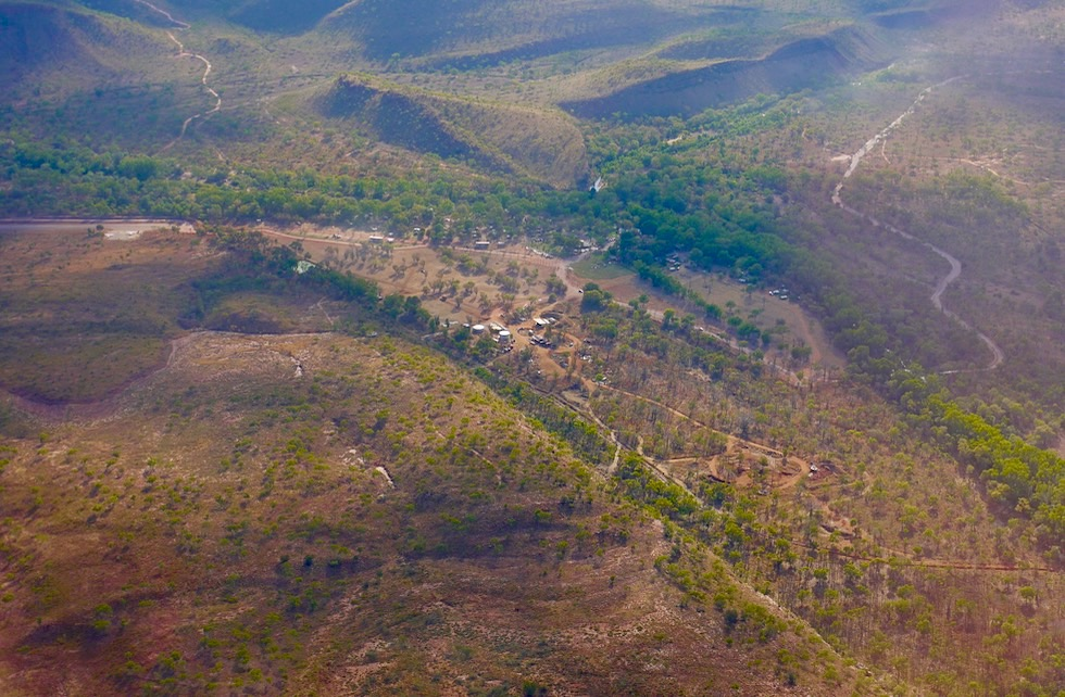 El Questro Station - Wandjina Explorer Rundflug mit Kingfisher Tours - Kimberley - Western Australia