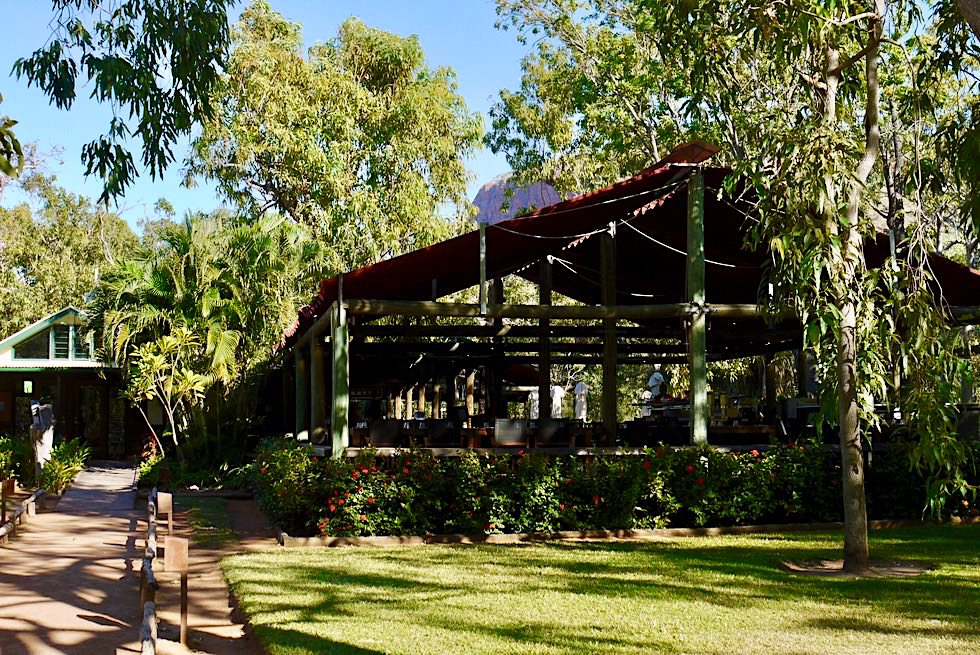 Emma Gorge Resort & Restaurant - El Questro - Kimberley - Western Australia