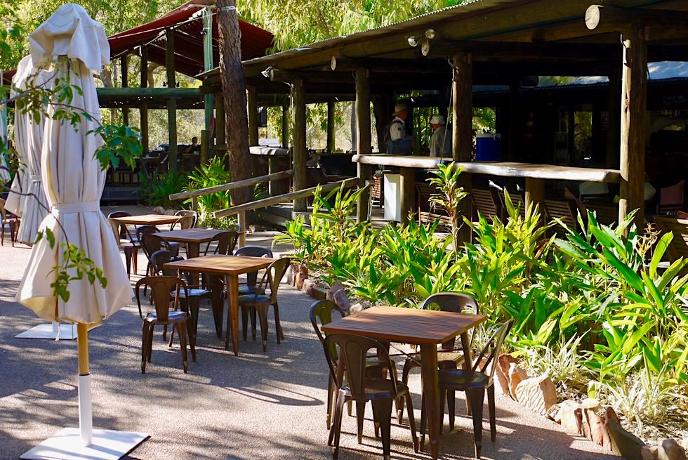 Emma Gorge - Restaurant & Bar - Kimberley - Western Australia