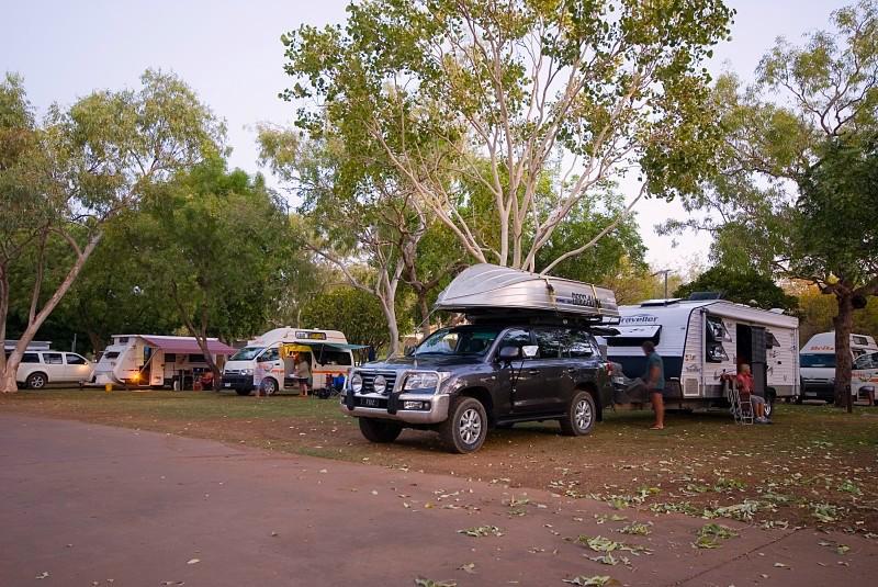 Fitzroy River Lodge - Caravan Park - Kimberley - Western Australia