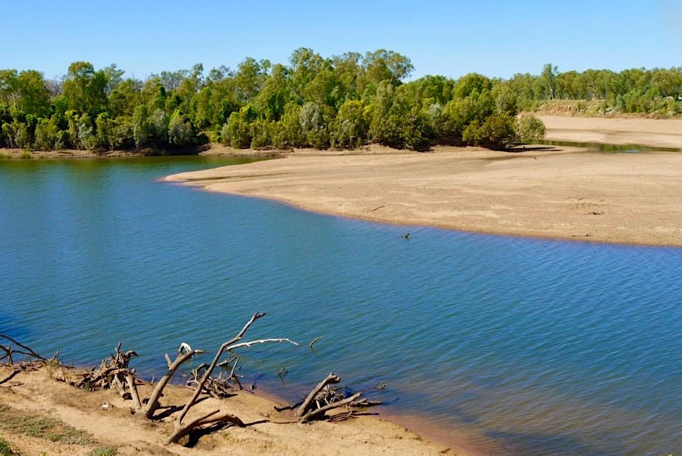 Geikie Gorge - Bungu Trail: kurzer Spaziergang - Kimberley, Western Australia