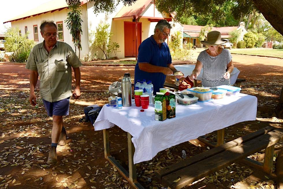 Kalumburu Mission - Mittagessen - Kingfisher Tours: Wandjina Explorer - Kimberley - Western Australia