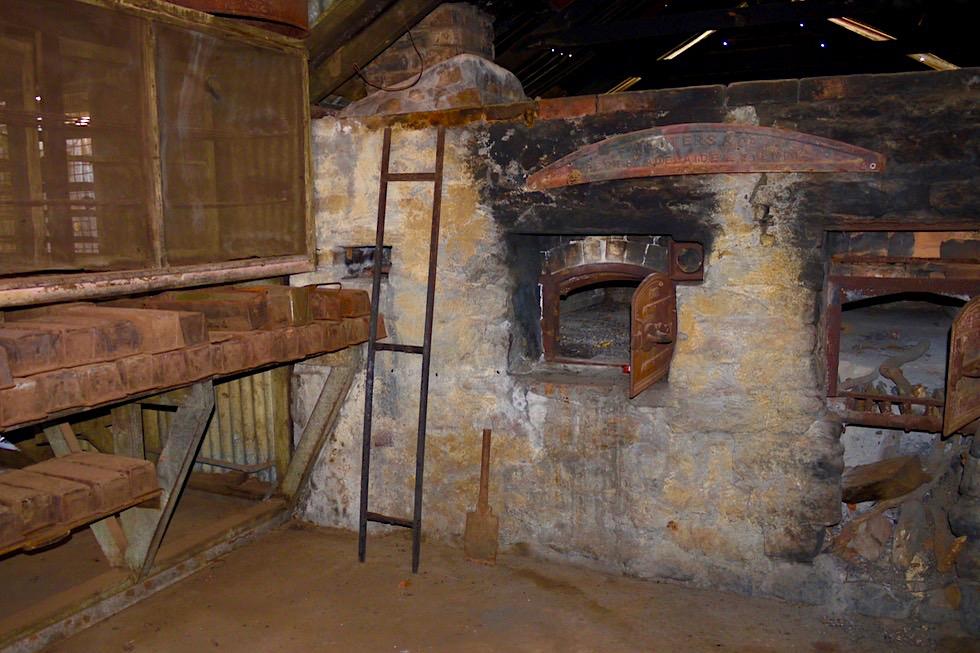 Kalumburu - Überreste der alten Missions-Bäckerei - Kimberley Outback - Western Australia